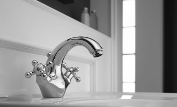 GROHE Faucet in Chrome