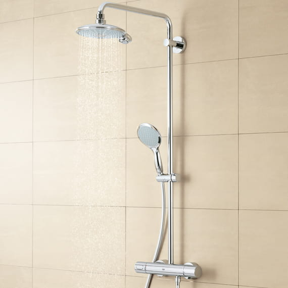 GROHE Cooltouch Showerhead