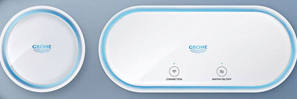 Grohe Sense and Grohe Guard
