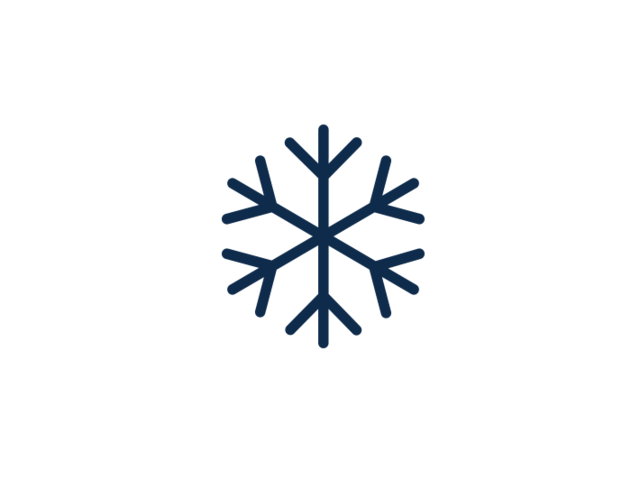 frost risk icon