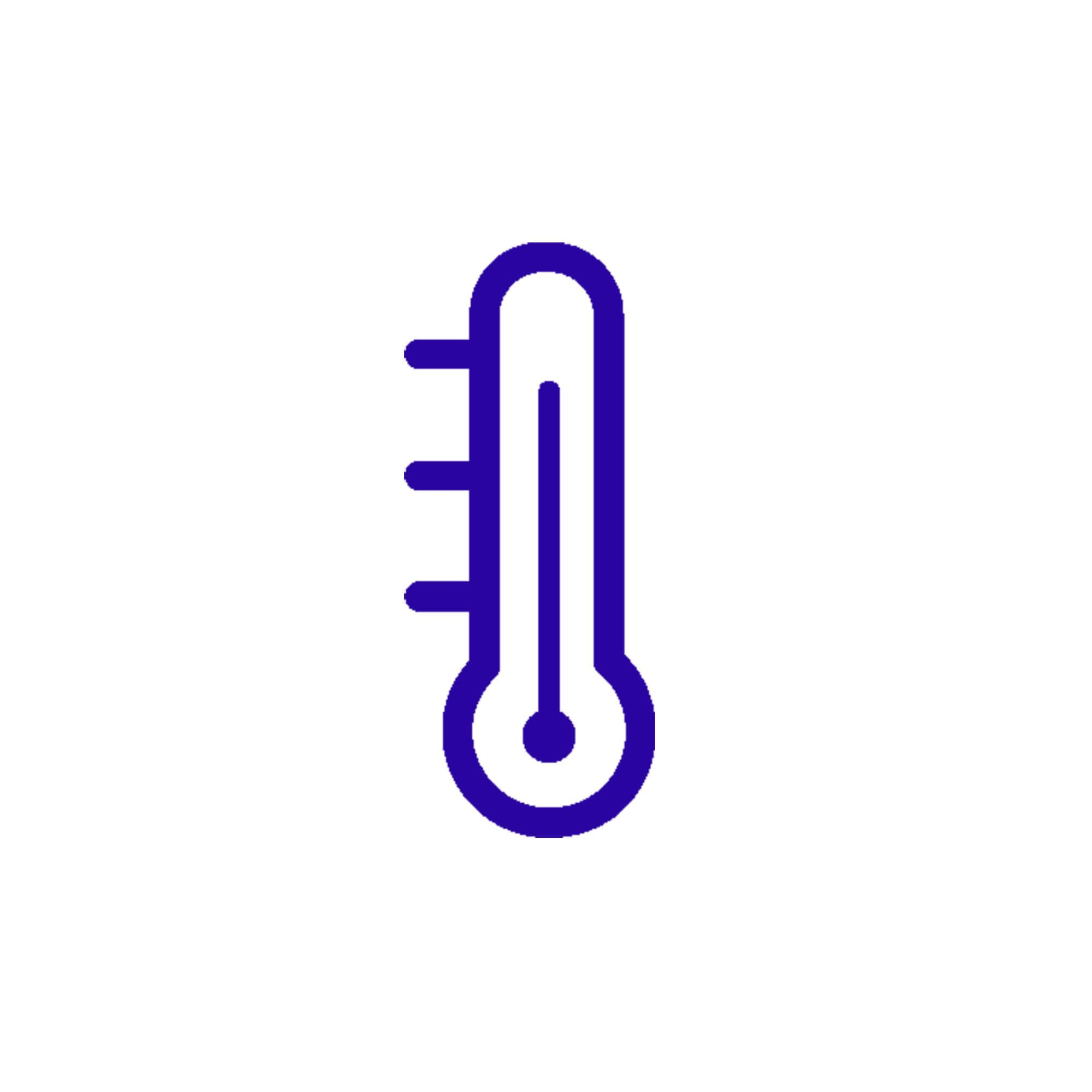 icône de température