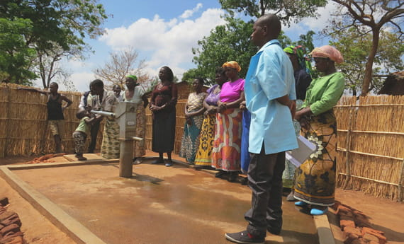 Boreholes for Clean Water Supply