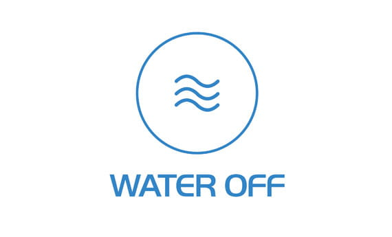 Sense Guard Technology - Water Off