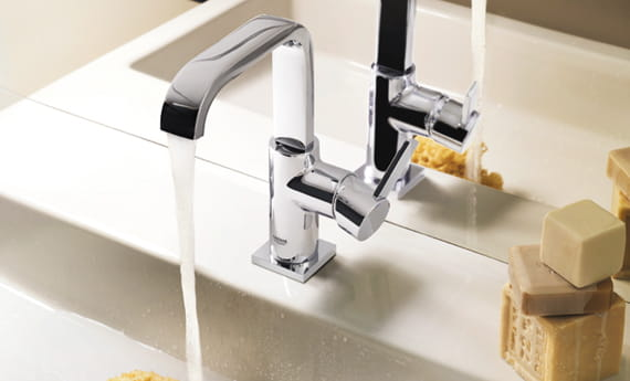 GROHE Allure Faucet with Sponge