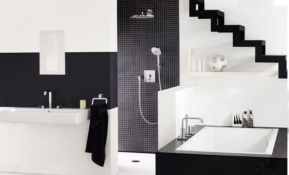 Collection de salle de bains GROHE Allure