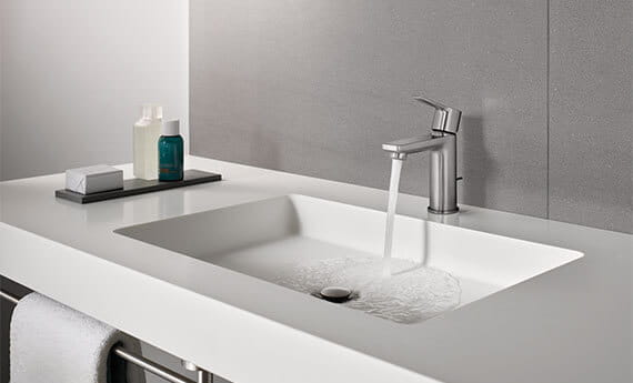 GROHE Lineare Bathroom Sink Faucet