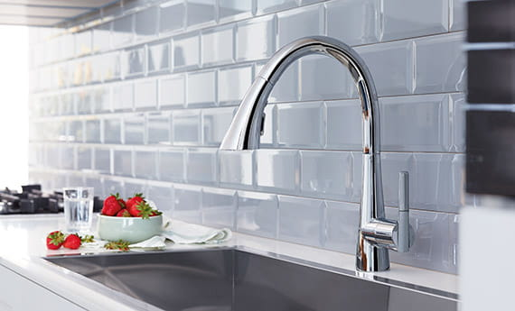 GROHE LadyLux Kitchen Faucet - Discounts for Military