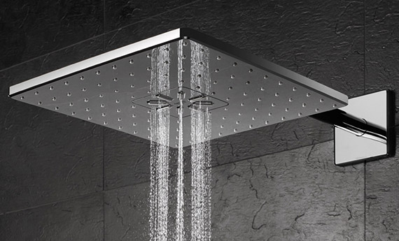 GROHE Rainshower Shower Head - Discounts for Military