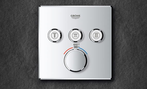GROHE SmartControl Square Trim