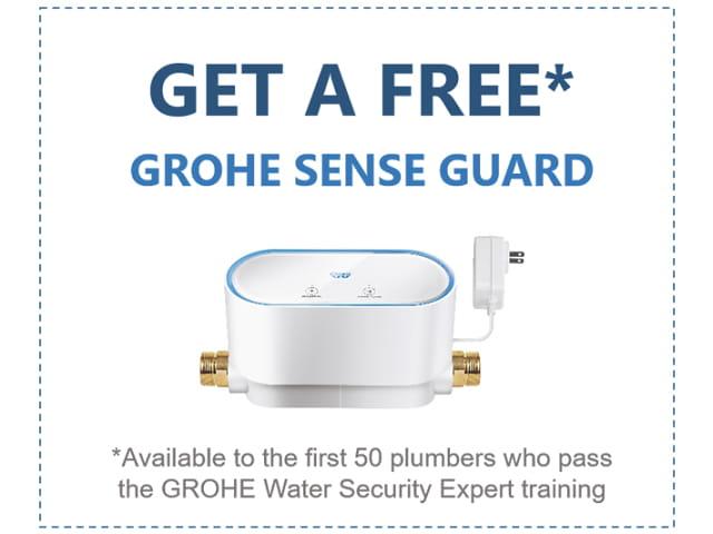 Get a Free Sense Guard