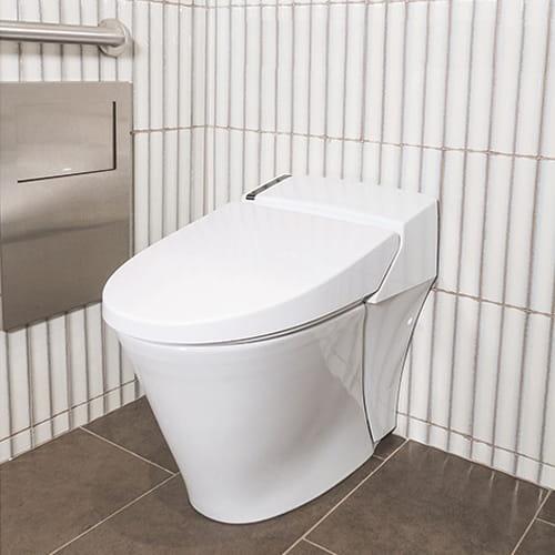 Spalet Toilet